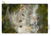 Milkweed 4 Carry-all Pouch