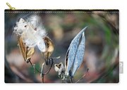 Milkweed Breaking Free Carry-all Pouch