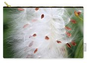 Milkweed Explosion Carry-all Pouch