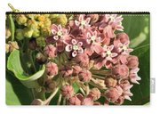 Milkweed Flowers In Bud Carry-all Pouch