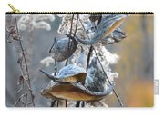 Milkweeds In Autumn Carry-all Pouch