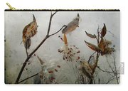 Milky Milkweed Carry-all Pouch