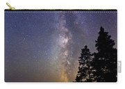 Milky Way At Acadia National Park Carry-all Pouch