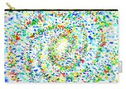 Milky Way Galaxy - Watercolor Painting Carry-all Pouch