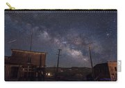 Milky Way Over Bodie Hotels Carry-all Pouch