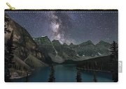 Milky Way Over Moraine Lake Carry-all Pouch