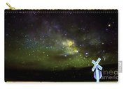 Milkyway  Crossing Blur Carry-all Pouch