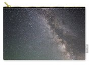 Milkyway Over Stonehenge Carry-all Pouch