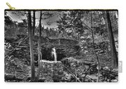 Mill Pond Dam Carry-all Pouch