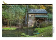 Mill Pond In Woods Carry-all Pouch