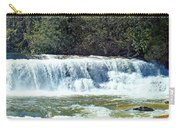 Mill Shoals Waterfall During Flood Stage Carry-all Pouch