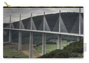 Millau Viaduct In France Carry-all Pouch