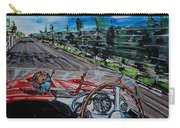 Mille Miglia On Board With Peter Collins Carry-all Pouch