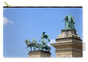 Millennium Monument In Budapest Carry-all Pouch