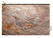 million years ago 2 - An enormeous shell fossile in top of cova des coloms in Es Migjorn - Menorca Carry-all Pouch