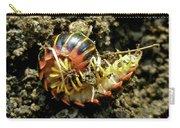 Millipede Polydesmida - Sigmoria Aberrans Carry-all Pouch