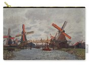 Mills At Westzijderveld Carry-all Pouch