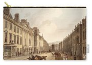 Milsom Street, From Bath Illustrated Carry-all Pouch