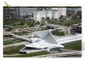 Milwaukee Art Museum Aerial Carry-all Pouch