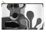 Milwaukee In Abstract Carry-all Pouch