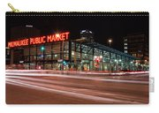 Milwaukee Public Market Carry-all Pouch