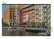Milwaukee River Architecture 4 Carry-all Pouch