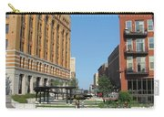 Milwaukee River Architecture 5 Carry-all Pouch