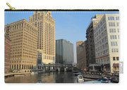 Milwaukee River Theater District 2 Carry-all Pouch