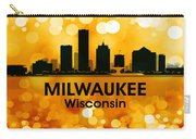 Milwaukee Wi 3 Carry-all Pouch by Angelina Vick
