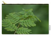 Mimosa Greens Carry-all Pouch
