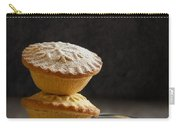Mince Pie Stack Carry-all Pouch