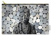 Mineral Buddha Carry-all Pouch
