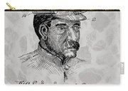 Miner's Lamp Patent Carry-all Pouch