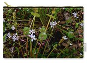 Miner's Lettuce In Park Sierra-ca Carry-all Pouch