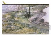 Minerva Springs Terraces Yellowstone National Park Carry-all Pouch