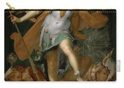 Minerva Victorious Over Ignorance Carry-all Pouch
