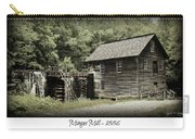 Mingus Mill - Color Poster Carry-all Pouch