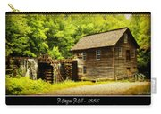 Mingus Mill -- Poster Carry-all Pouch