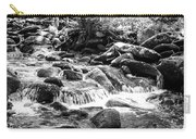 Mini Cascades Smoky Mountains Bw Carry-all Pouch