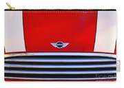 Mini Red Carry-all Pouch by Aimelle