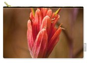 Miniature Indian Paintbrush Carry-all Pouch