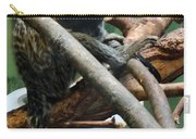 Miniature Monkey Carry-all Pouch