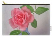 Miniature Rose IIi Carry-all Pouch