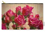 Miniature Roses Carry-all Pouch