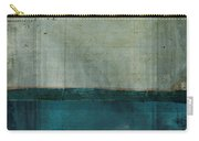 Minima - S02b Turquoise Carry-all Pouch