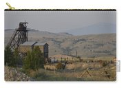 Mining In Butte Carry-all Pouch