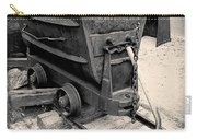 Mining Ore Cart Carry-all Pouch