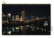 Minneapolis Night Skyline Carry-all Pouch