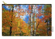 Minnesota Autumn Foliage Carry-all Pouch
