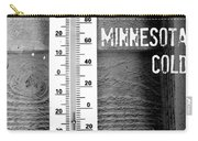 Minnesota Cold Carry-all Pouch